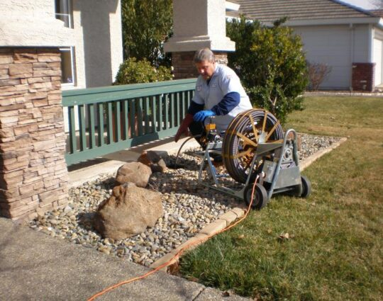Line Snaking-San Diego Septic Tank Repair Installation and Pumping Service Pros